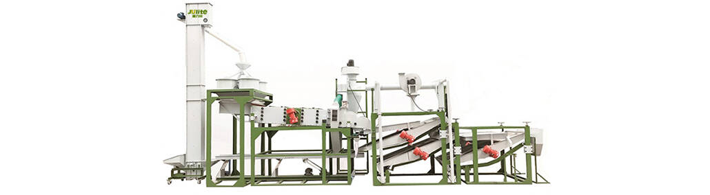 Sunflower Seed Shelling Processing Line